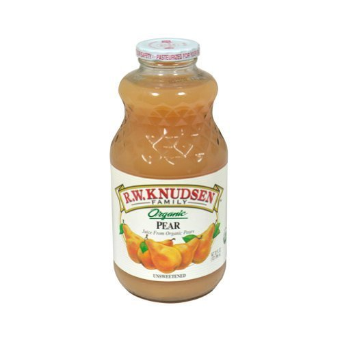 R.W. Knudsen Family Pear, 32-Ounce (Pack of 12) (Knudsen Pear Juice compare prices)