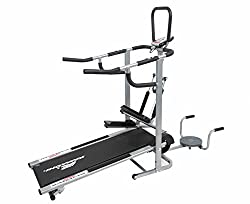 Kamachi Foldable Multipurpose Treadmill
