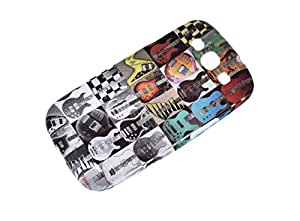 Saihan Soft Light Silicon TPU Back Case Cover for Samsung S3 Music