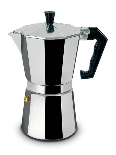 Stainless Stovetop Espresso front-19313