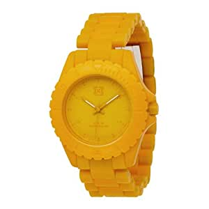 KR3W Unisex K1231-ORG Phantom Orange Dial Orange Watch