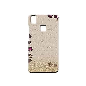 BLUEDIO Designer Printed Back case cover for VIVO V3 - G2596