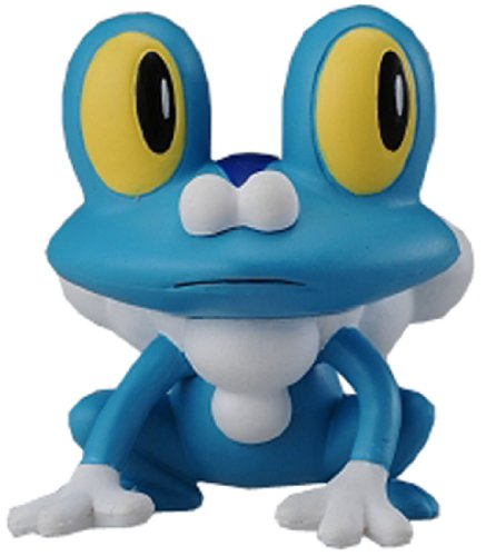 Takaratomy Official Pokemon X and Y Froakie/Keromatsu Action Figure