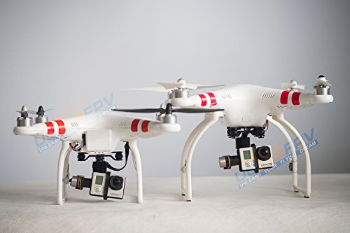 Summitlink® White Tall Extended Landing Gear for DJI Phantom 1 2 Vision Wide and High