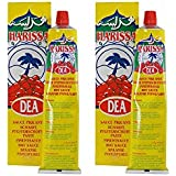 Dea - Harissa Hot Sauce From France 2 pack combo 2x4.2oz