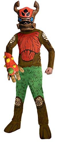Rubies Skylanders Swap Force Tree Rex Costume, Child Small