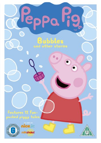 Peppa Pig - Bubbles [DVD]
