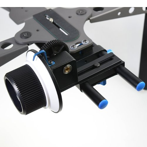 SunSmart-Rig-DSLR-Kit-Movie-montaje-del-hombro-del-aparejo-con-caja-mate-para-Todos-cmaras-DSLR-cmaras