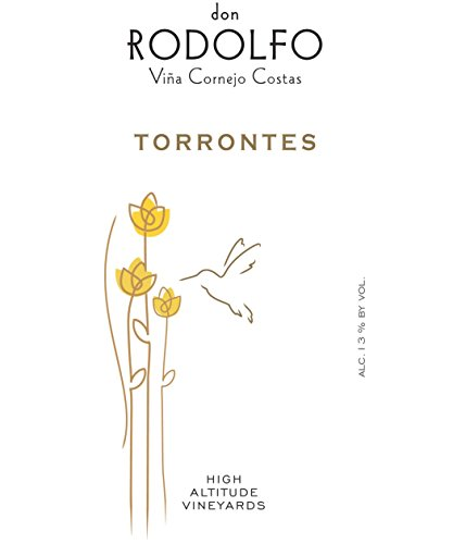 2014 Don Rodolfo Torrontes 750 Ml