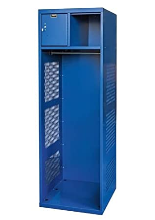 "Rookie Sport/Gear Assembled Locker Size: 72"" H x 24"" W x 18"" D"