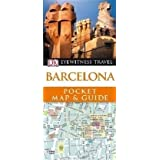 DK Eyewitness Pocket Map and Guide: Barcelonaby Collectif