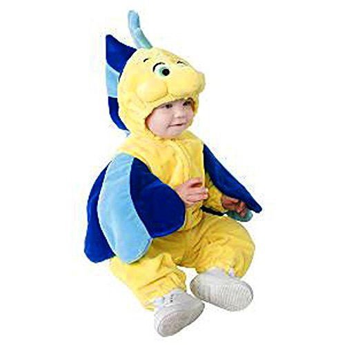 Infant Baby Flounder Costume (Size: 12 Months)