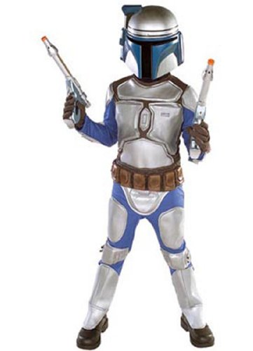 Child Deluxe Jango Fett™ Costume