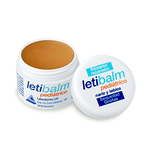 Letibalm Pediatric Balm Nose And Lips 10ml