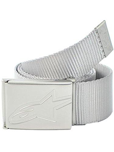 ALPINESTARS Belt Smooth Sil Os 111-9300519K