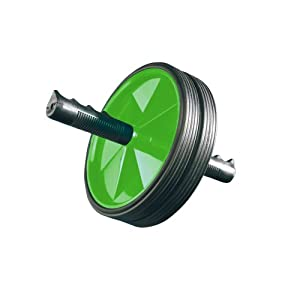 Everlast Duo Exercise Wheel (Green)