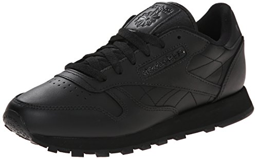Reebok Women's Classic CTM R13 Shoe,Black/Black/Black,8 M US (Reebok Leather Classic compare prices)