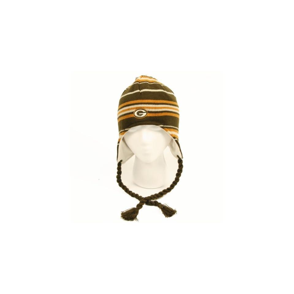 Green Bay Packers Womens Helmet Style Knit Hat