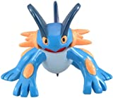 Takaratomy Pokemon Monster Collection M Figures - M-095 - Swampert/Laglarge