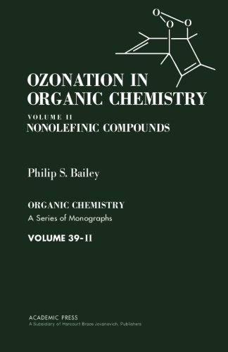 Ozonation in Organic Chemistry, Volume II: Nonolefinic Compounds