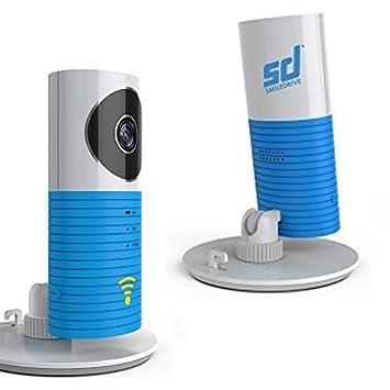 Buy Smiledrive Cleverdog Wireless Wifi IP CCTV Security Camera ...