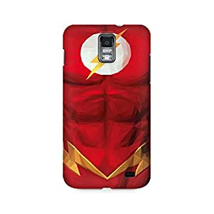 Ebby Flash Body Premium Printed Case For Samsung S2 I9100/9108