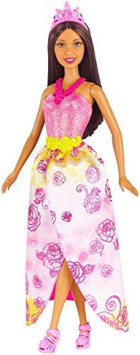 Barbie Fairytale Princess Nikki Doll - 1