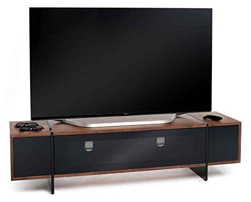 63 in. Wide TV Stand in Walnut