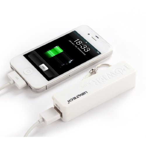 Limtech® 2600Mah Portable Backup Battery Charger Usb Power Bank For Smart Phones And Other Digital Devices - Retail Packaging