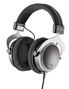 Beyerdynamic T 70 Over Ear Headphone, Black/Grey