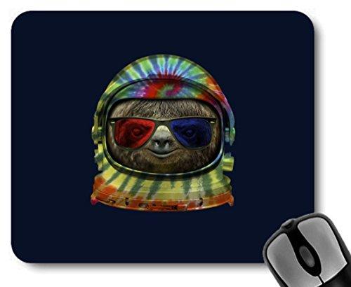 Mousepad: Sloth Astronaut 3D Glasses MSPTP2235617