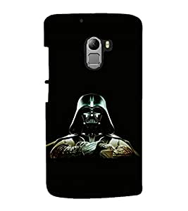 printtech Army Masked Man Back Case Cover for  Lenovo Vibe X3 Lite