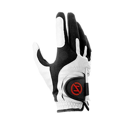 Zero Friction Men S Golf Gloves Right Hand One Size White