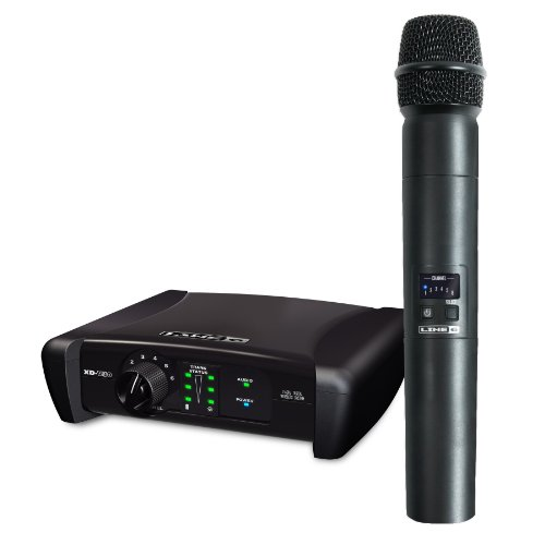 Line 6 Xd-V30 Digital Wireless Handheld Microphone System