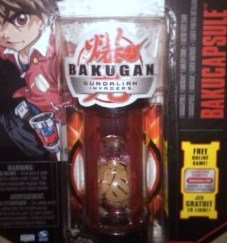 Bakugan Bakucapsule Brown Season 3