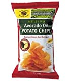 Good Health Avocado Oil Potato Chips, Barcelona BBQ, 5-Ounce (Pack of 12)