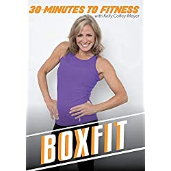 30 Minutes to Fitness: Boxfit with Kelly Coffey-Meyer