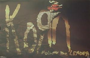 Korn 23x35 Follow The Leader Poster 1998