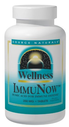 Source Naturals Wellness Immunow, 250Mg, 90 Tablets