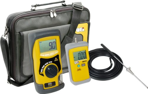 UEi Test Instruments C20KIT Combustion Meter Kit (Co2 Hvac compare prices)