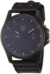Luminox Men's A.1879.BO 1820 Series Quartz Sapphire Glass Black Watch