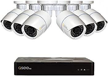 Q-See QT868-6BC 8-Ch. PoE IP Surveillance System