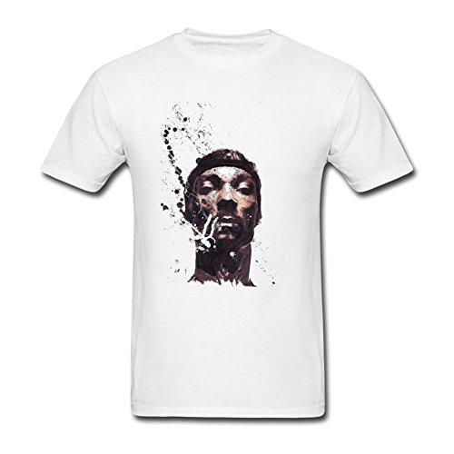 FSFHJSG Musink SNOOP DOGG Men's Short Sleeves T shirt (Bloodbath Juice compare prices)