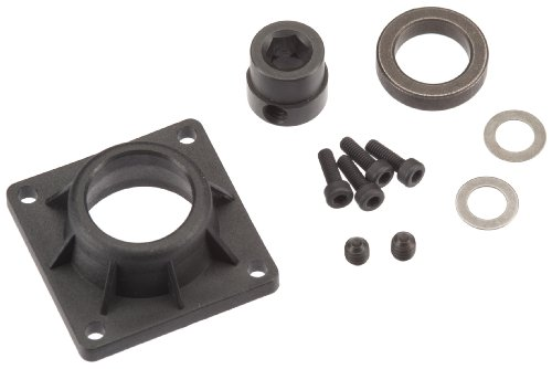 HPI Racing 109535 HPI Nitro Start Back Plate Set (G/F Series) - 1