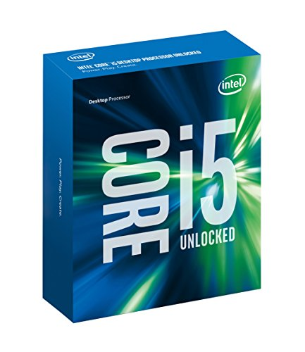 Intel Processore Core i5-6600K (Skylake) Quad-Core