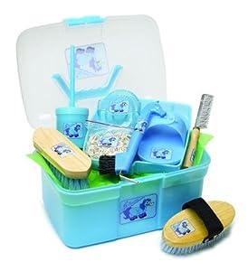 Pony Palooza Pony Palooza Grooming Box, Blue, One Size
