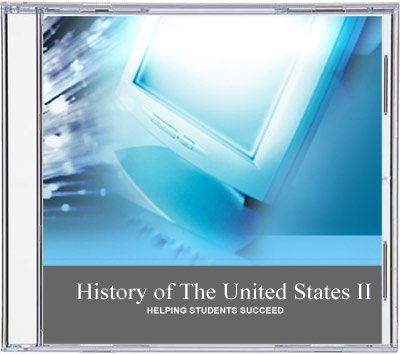 CLEP History of the United States II Flash Cards - 700+ Flashcards for PC or MAC