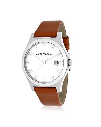 Marc by Marc Jacobs Women's MBM1150 Amy Tan Leather Watch