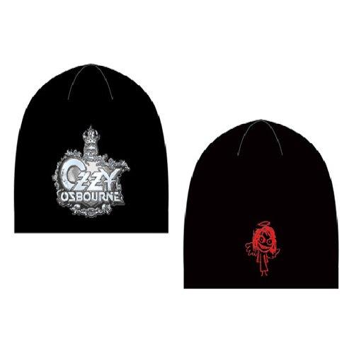Ozzy Osbourne - Beanie Crest Logo (in One Size)