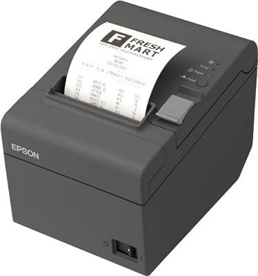 TM-T20II Direct Thermal Printer - Monochrome - Desktop - Receipt Print